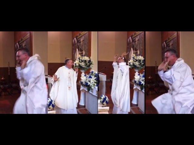 Pfarrer Singt Bei Hochzeit