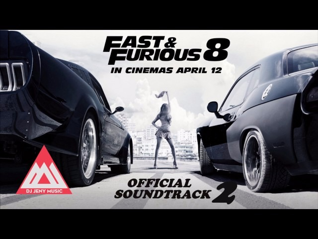 fast furious 8 official soundtrack the fate of the furious 8 the album playlist 2017. Black Bedroom Furniture Sets. Home Design Ideas