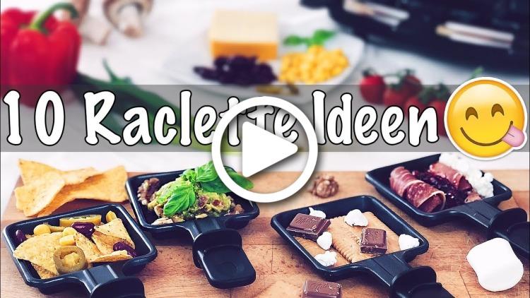 Ideen Für Raclette Pfännchen